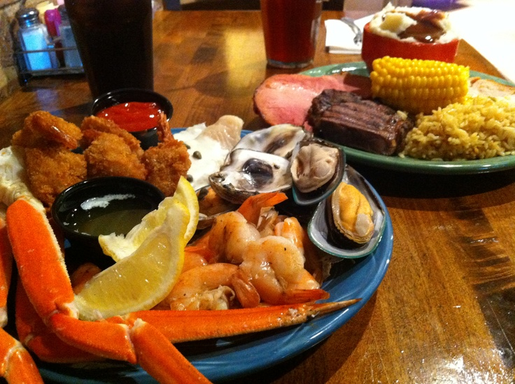 Seafood buffet friday nights at the california market for Buffet cuisine en pin