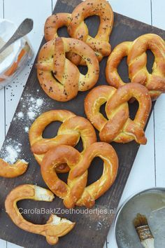Zachte pretzels Soft New York Pretzels