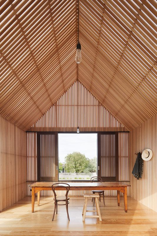 What a calming space - Jackson Clements Burrows Architects