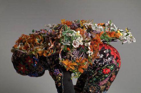 Nick Cave's Fiber Wonderland  By Gayle Wheatley  January 24, 2010