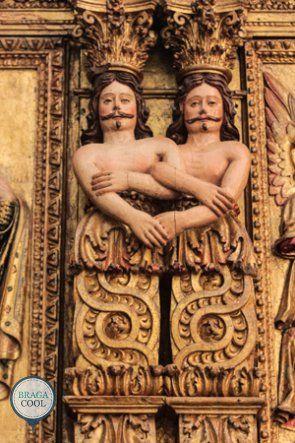 Roteiro de Natal-Braga-Mosteiro de Tibães
