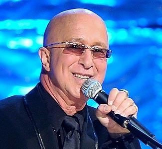 Famous bald men  # 12 Paul Shaffer