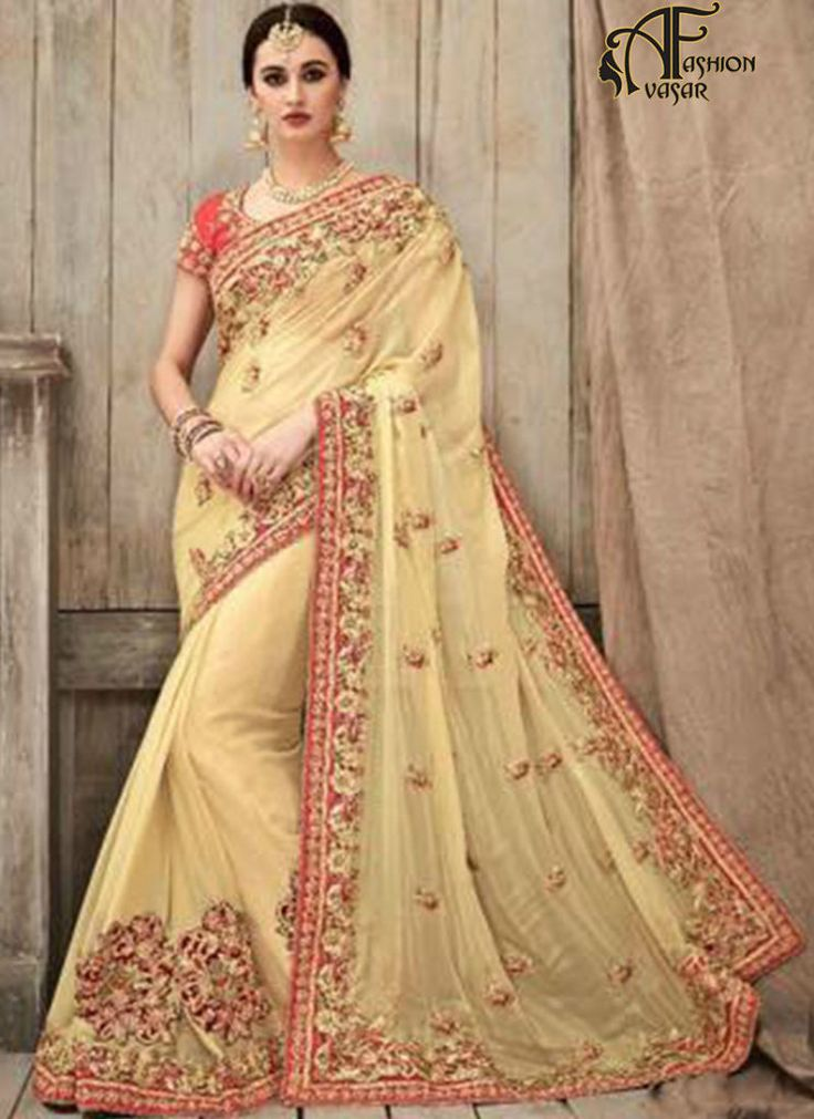 Designer Georgette Saree Online Shopping