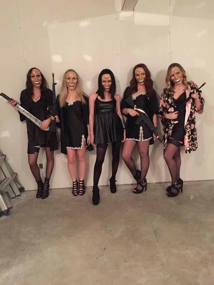 Our Purge Halloween Costume