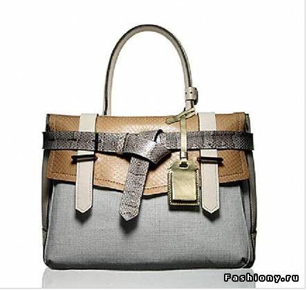 Коллекция сумок премиум класса от Reed Krakoff