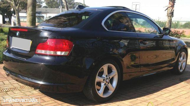 BMW 118 D Coupe Navigator preços usados