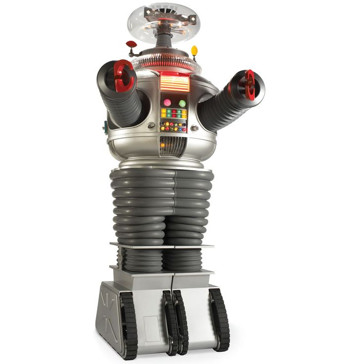 The Genuine Lost In Space B-9 Robot - Hammacher Schlemmer11036 1000X1000 Jpg 1000 1000, Spaces Robots, Spaces Television, Gift Ideas, Genuine Lost, Control Robots, Hammacher Schlemmer, Plays Air, Air Guitar