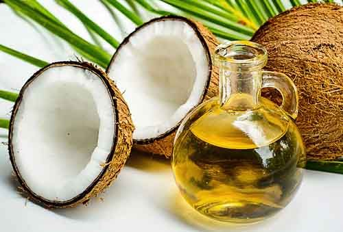 Coconut Oil Health Benefit