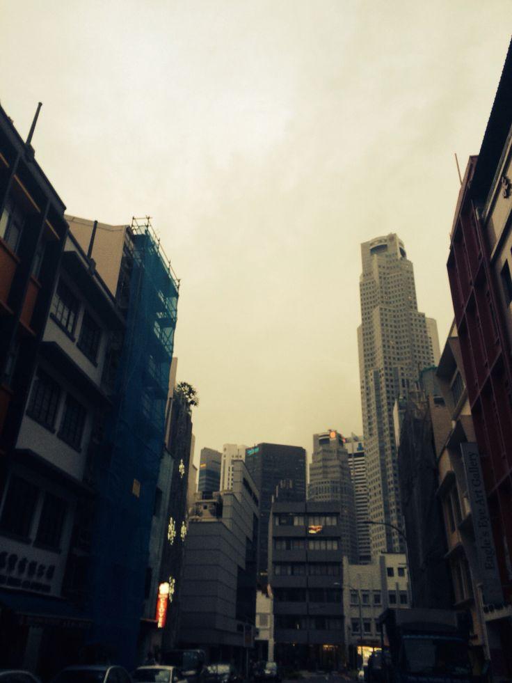 Sky scrapper - singapore!!!!