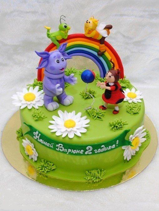 торт лунтик и его друзья - Поиск в Google