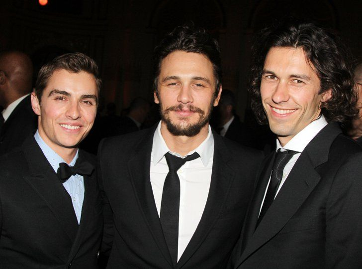 Pin for Later: Celebrity Siblings You Probably Didn't Know About James, Dave, and Tom Franco