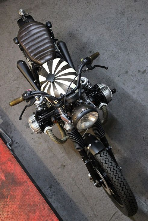 BMW Brat - Kevils Speed Shop - Inazuma Cafe Racer