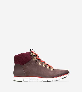 ZerøGrand Waterproof Hiker Boot by colehaan: Bring on winter : )