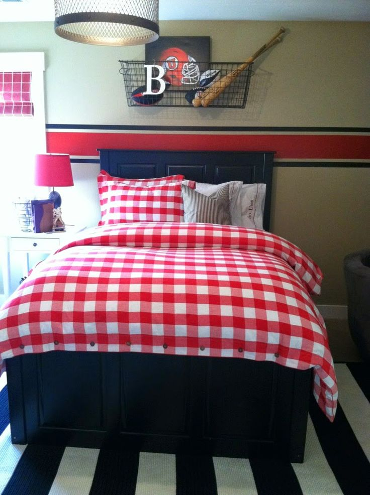Great Inspiration For A Baseball Themed Bedroom Dont Ya Think