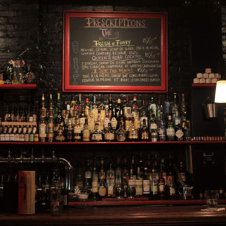 Since Franco-British-Canadian-separatist culture isn't the only thing Montreal skillfully blends, we thought we'd take a look at the finest cocktail joints the city has to offer, then ruthlessly whittle that number down to only the best seven...