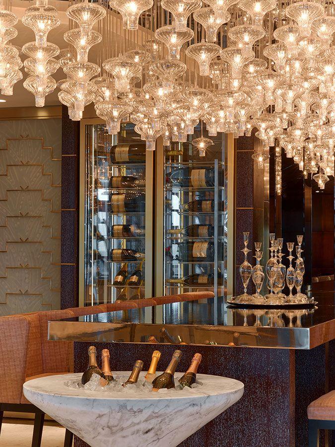 Raffles istanbul hotel zorlu center restaurant lightingrestaurant