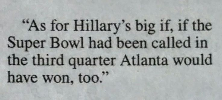 Reader comment: Daily Citizen News - Dalton, Georgia