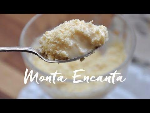 Mousse de Leite Ninho - Monta Encanta