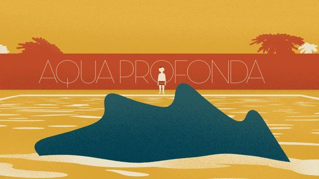 Aquaphobia: a persistent and abnormal fear of water.