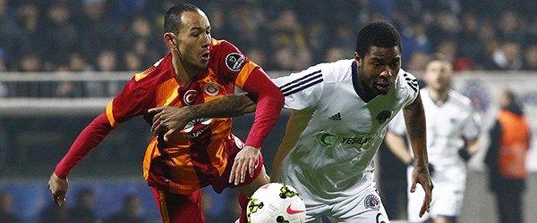 Galatasaray'ın liste başı Ryan Donk