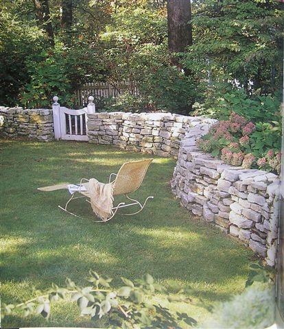 Stone Fence - So English Country