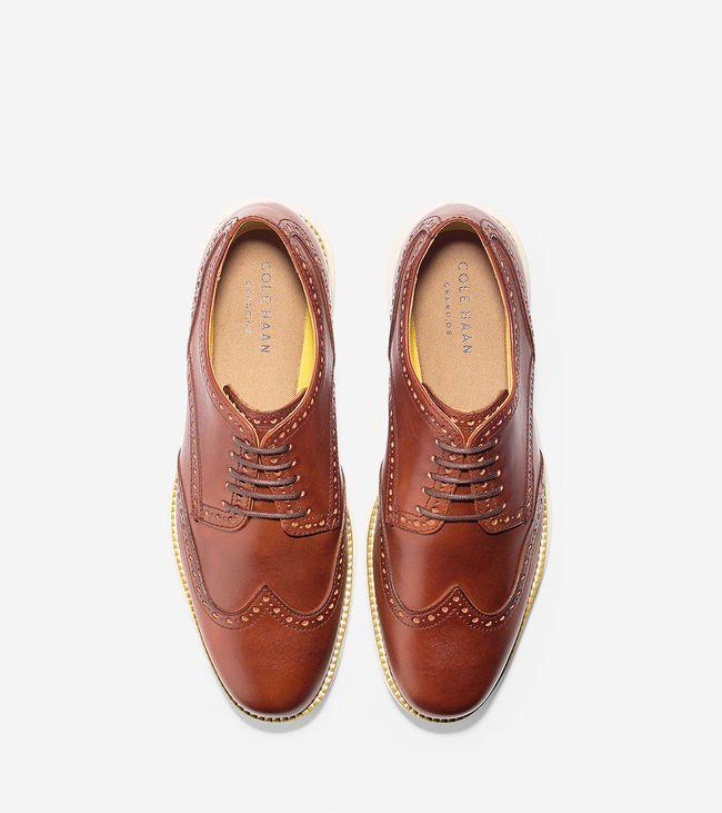 ØriginalGrand Wingtip Oxford. Cole HaanOxfordsPersonal  StyleIvoryOxfordOxford Shoe