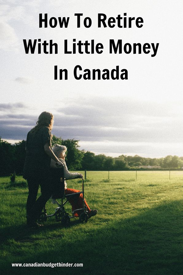 How To Retire With Little Money In Canada :The Saturday Weekend Review #284