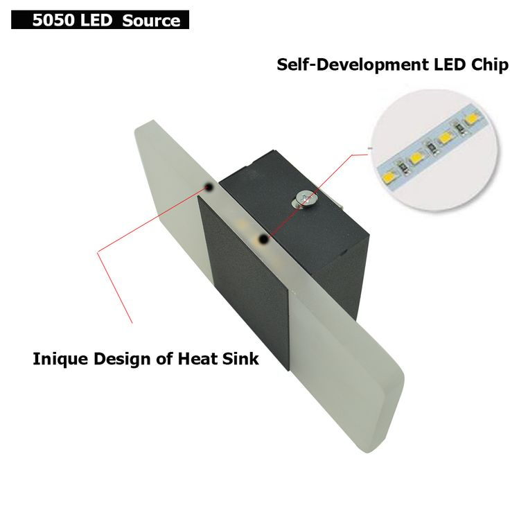 Aliexpress.com : Buy GLW Sconce 6W Led Wall Lamp 3W 8W Bedroom Led Bedside Stairwell Aisle Light Modern Balcony Lamp Corridor Wall Sconce Lamparas from Reliable led wall lamp suppliers on GLW Official Store