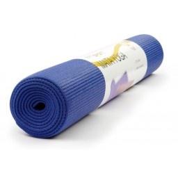 Profesjonalna mata do ćwiczenia jogi zarówno w domu jaki i klubie fitness, nie odkształca się pod wpływem nacisku i zachowuje swój pierwotny kształt i jest perforowana.