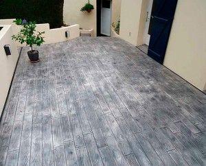 17 meilleures id es propos de beton imprim sur for Beton cire terrasse exterieur prix
