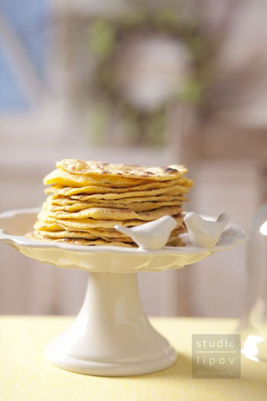 Domowe tortille kukurydziane   Lawendowy Dom