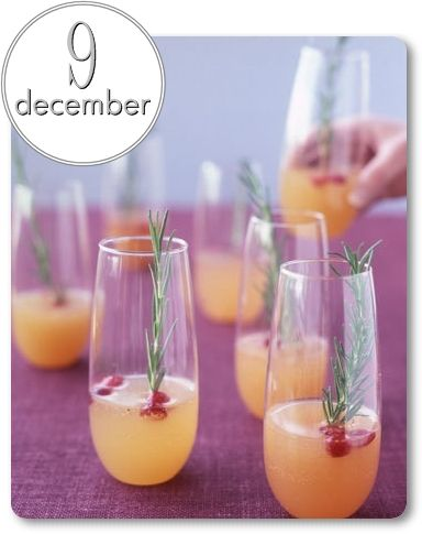 Alkoholfri juldrink