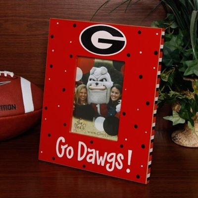 Georgia Bulldogs Picture Frame