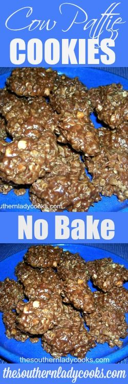 These No bake cookies with chocolate and peanut butter are delicious. You will want to save this recipe as it's so easy anyone can make them.