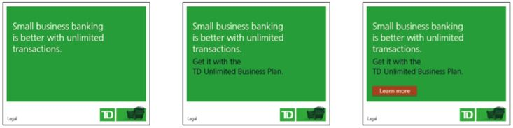 Td Bank Business Plan - Specialist's opinion