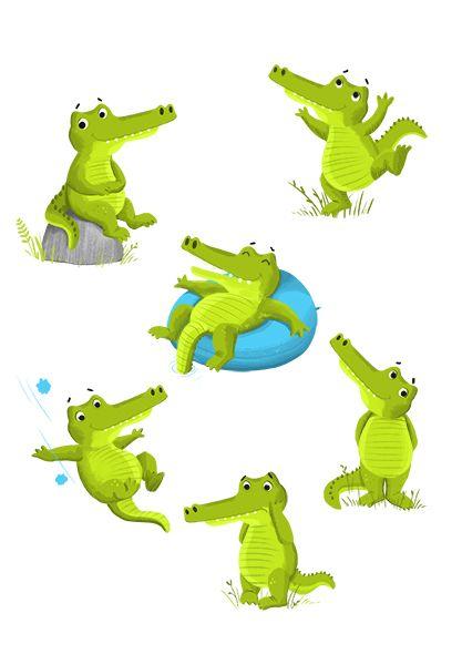 Boris the Crocodile