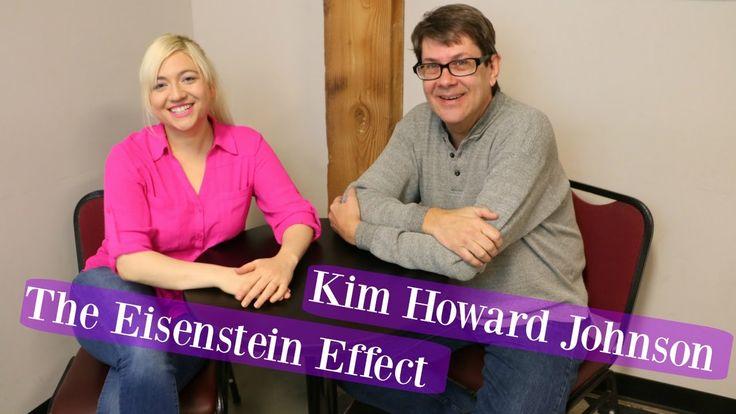 The Eisenstein Effect Ep 33 Kim Howard Johnson - Writer, Actor, Monty Py...