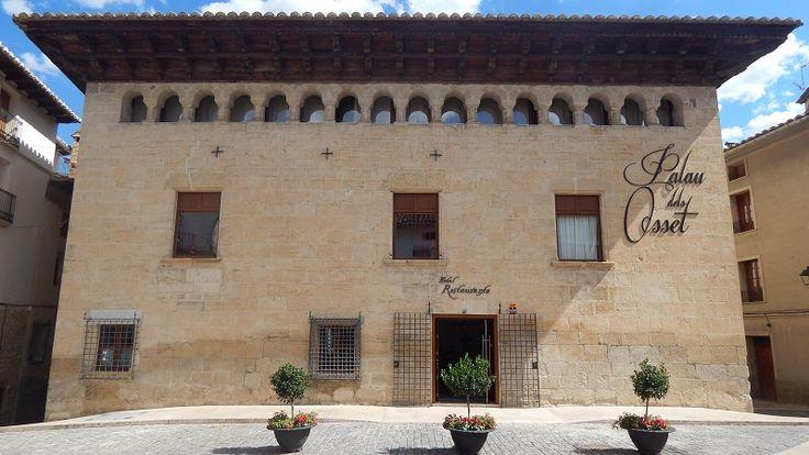 Hotel Palau dels Osset | Un Hotel de lujo con Restaurante en un antiguo Palacio del Siglo XVI en ForcallHotel Restaurante Palau dels Osset | Hotel Palau dels Osset