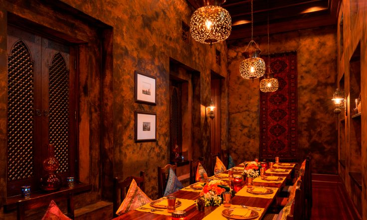 Masala restaurant offers authentic Indian cuisine - Bab Al Shams Desert Resort & Spa