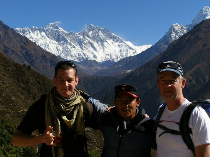 To see the Mt. Everest you don't have to walk till the base camp and you don't have to worry about altitude sickness. Of course, from the beginning, towering peaks of the Himalaya provide one of the highlight of the trek including the Sherpa villages and monasteries.