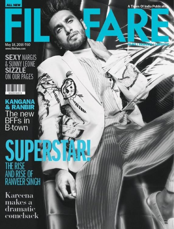 206 best filmfare images on pinterest magazine covers bollywood the rise of a superstar ranveer singh owns the latest cover of filmfare magazine like a boss fandeluxe Images