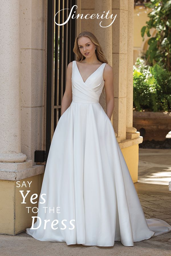 65e08e16141b Find the wedding dress of your dreams with Sincerity Bridal ...