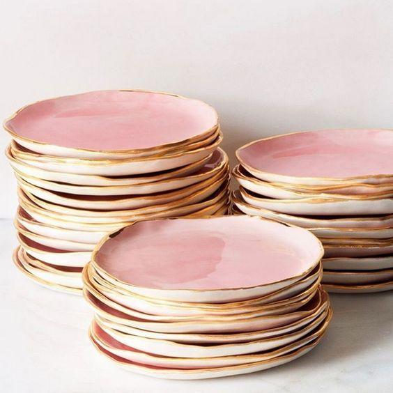 vajillas ceramica