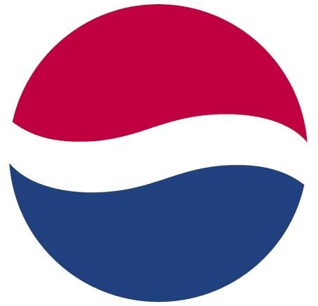 The pepsi logo is another example of a semiotic symbol. The red, white and blue color represents the colors of this company.