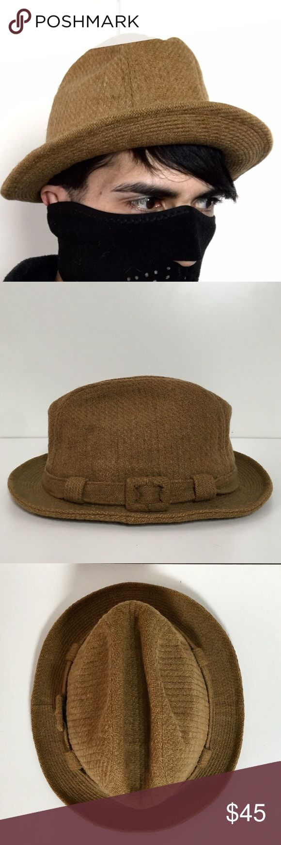 Vintage Stetson fedora Extra warm and stylish as could be. Original Stetson in great condition! Stetson Accessories Hats