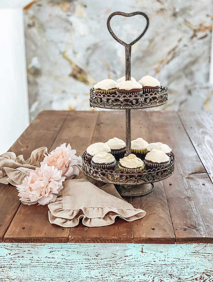 Tier Cake Stand Decorating Ideas With Images Wedding Shower
