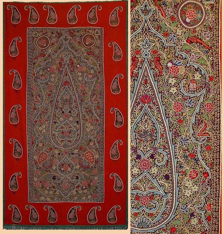 93 Best Iranian (Persian) Fabrics Images On Pinterest
