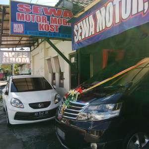 Sewa Alphard Wedding Car Jogja