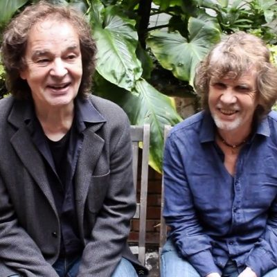 The Zombies - Rod Argent, Colin Blunstone interview -