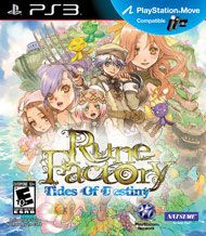 Boxshot: Rune Factory: Tides of Destiny by Natsume